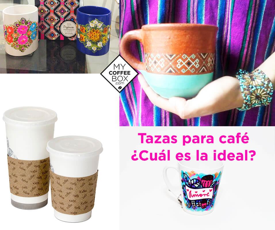 Tazas para caf cu l es la ideal para tu caf mycoffeebox - Tazas de cafe de diseno ...