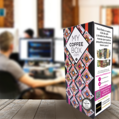 6 kilos de cafe organico mycoffeebox